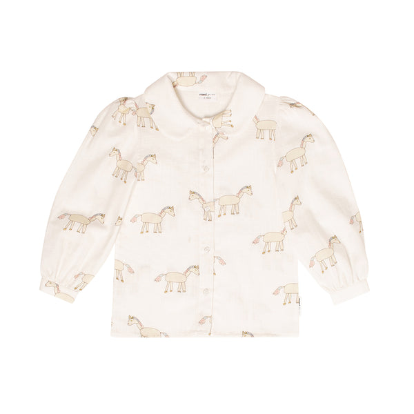UNUSUAL UNICORN / BLOUSE