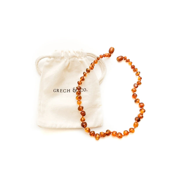 GRECH & CO / STRENGTH NECKLACE 31 CM