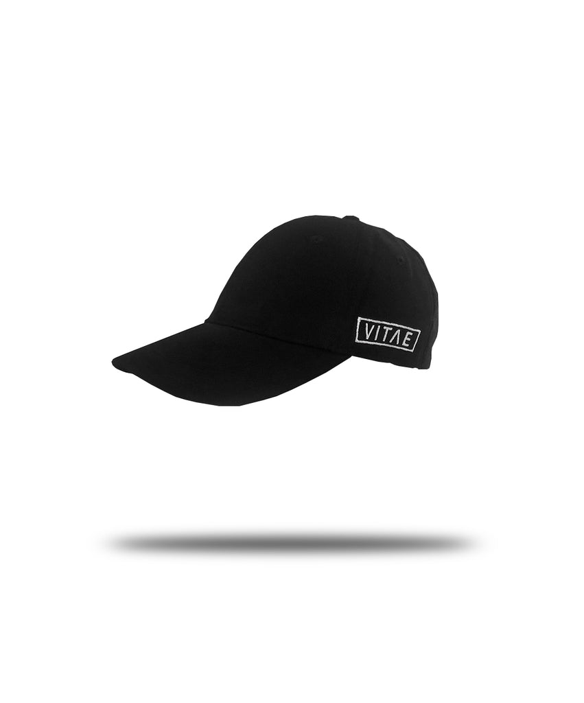 Light fitted Side logo cap