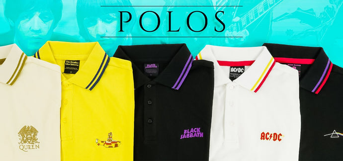 All about Band Polo Shirts