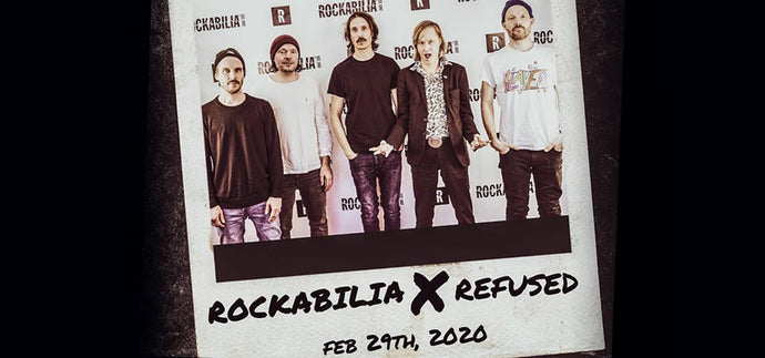Refused Visits Rockabilia HQ