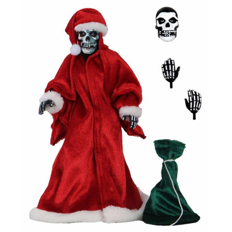"Misfits 8"" Clothed Action Figure - Holiday Fiend by Neca Action Figure"