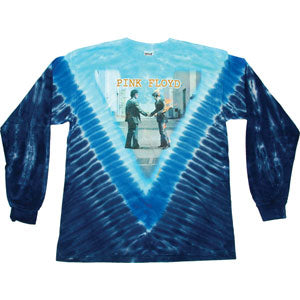 Wish You Were Here Tie Dye  Long Sleeve