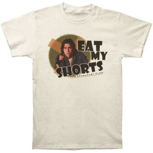 Eat My Shorts Slim Fit T-shirt