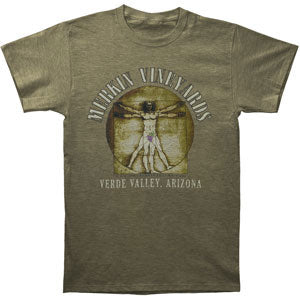 Merkin Vineyards Verde Valley Slim Fit T-shirt