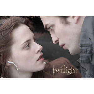 Edward And Bella Closeup Domestic Poster