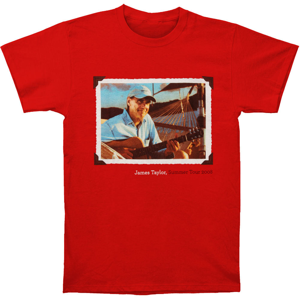 Framed Photo 08 Tour Slim Fit T-shirt