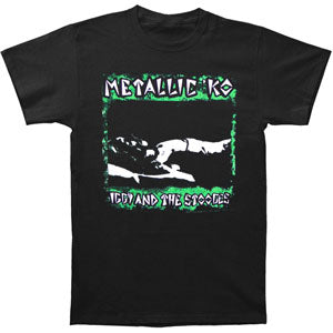 Metallic KO T-shirt