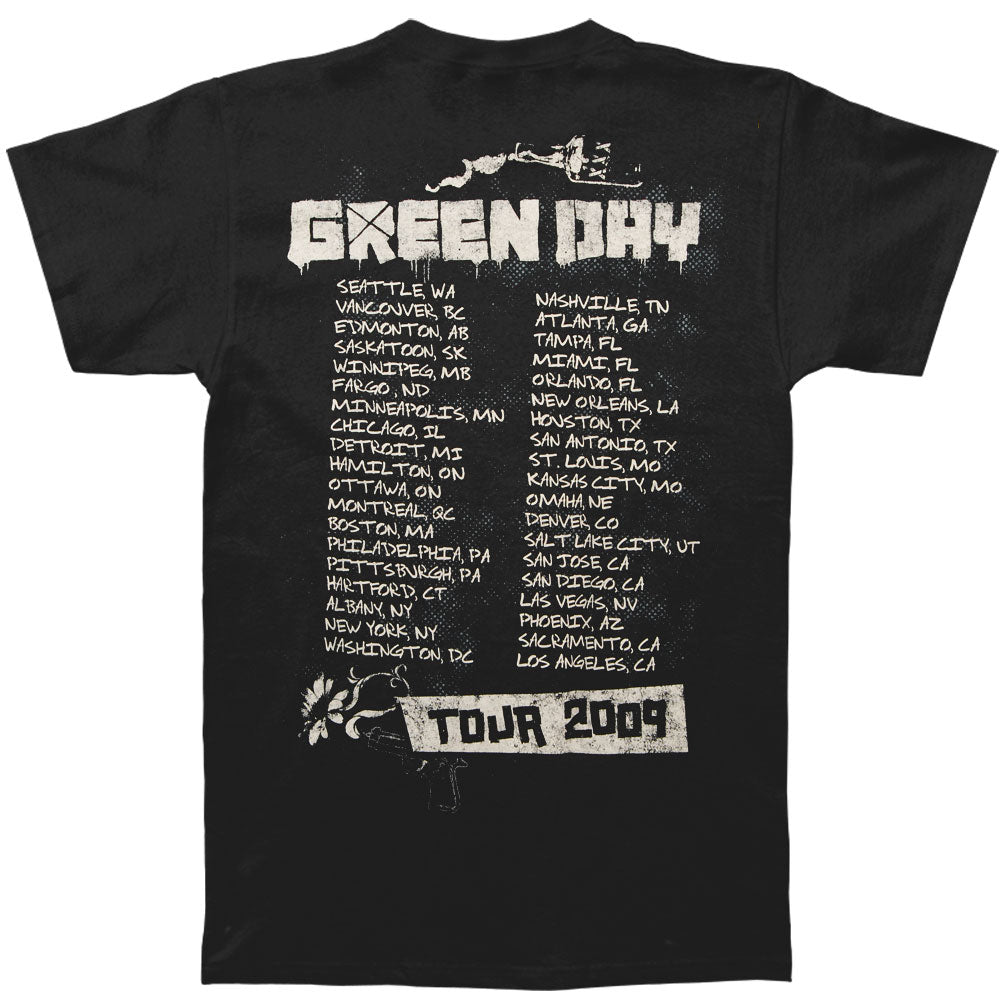 Gray Wall 09 Tour T-shirt