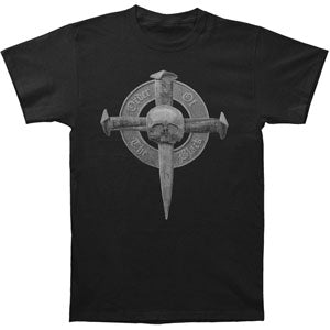 Order Of The Black 2010 Tour T-shirt