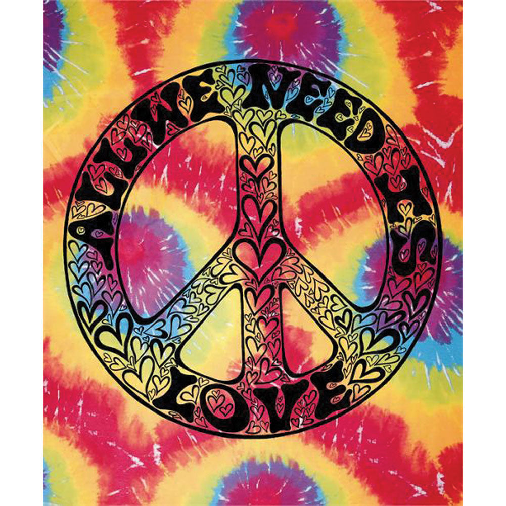 All We Need Is Love Tapestry