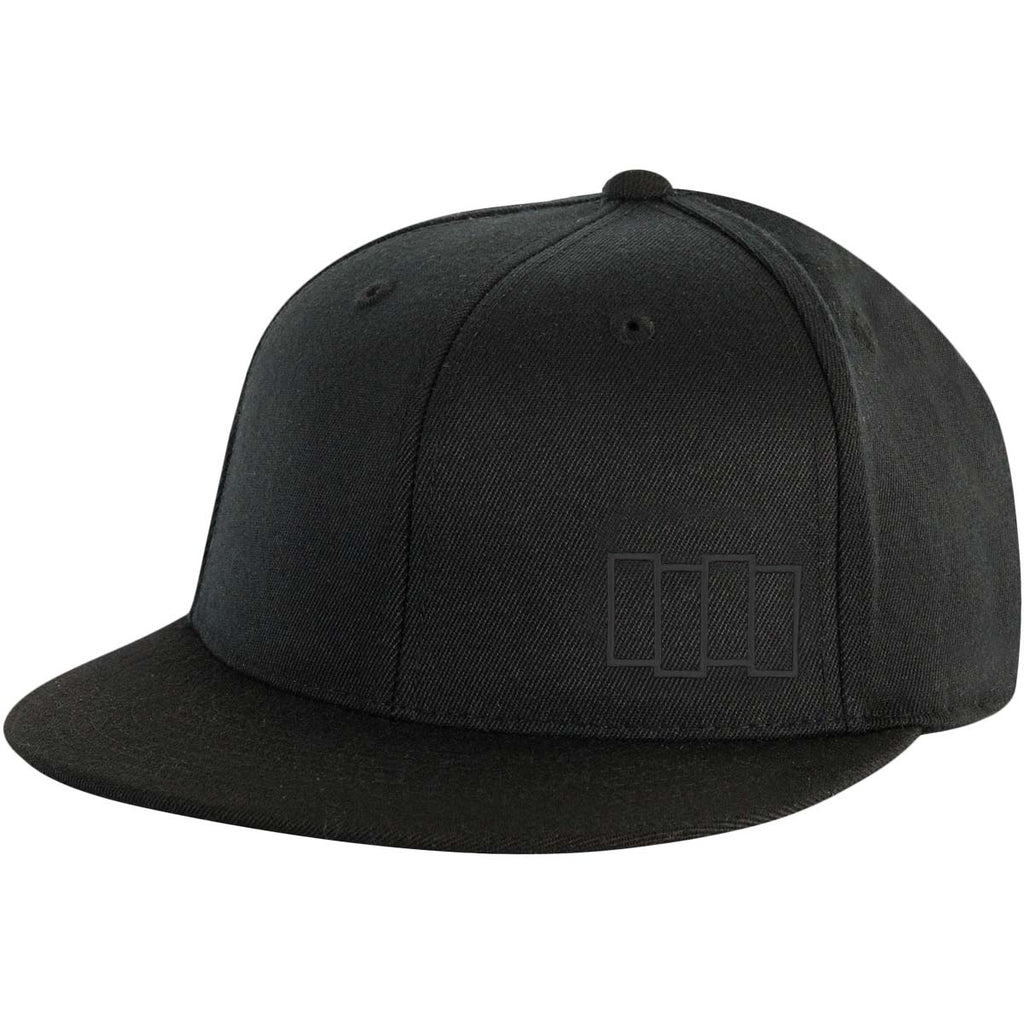 Outlined Bars Baseball Cap