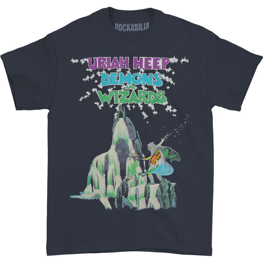 Demons and Wizards T-shirt
