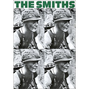 Meat Is Murder Domestic Poster