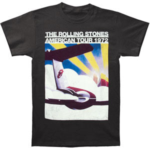 US Tour Plane Slim Fit T-shirt