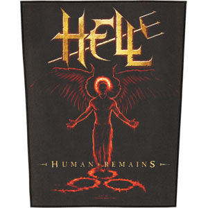 Human Remains Back Patch