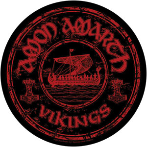 Vikings Back Patch