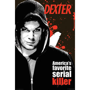 Favorite Serial Killer Domestic Poster