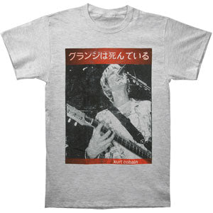 Kurt Cobain Guitar Kurt T T-shirt