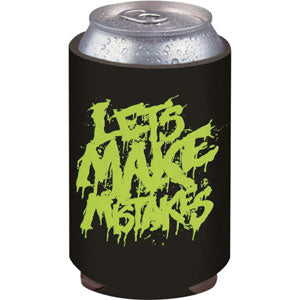 Let's Make Mistakes Smoke Beers Can Cooler