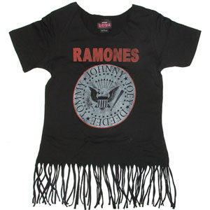 Seal Fringe Junior Top