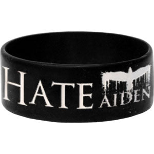 Some Kind Of Hate Rubber Bracelet