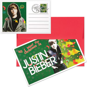Christmas Card Set Greeting Card
