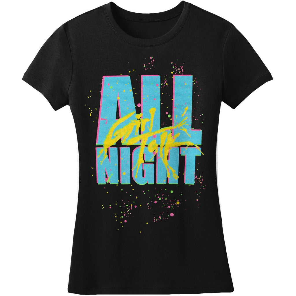 Girl's All Night Junior Top