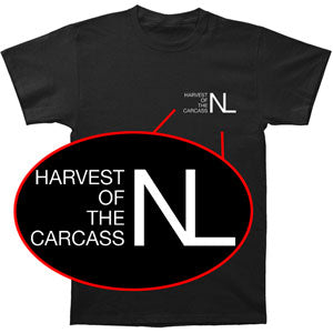 Harvest Of The Carcass T-shirt