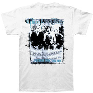 Destroyed 2011 Tour T-shirt