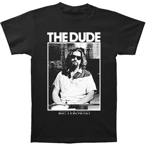 The Dude Photo T-shirt