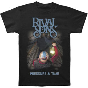 Pressure & Time T-shirt