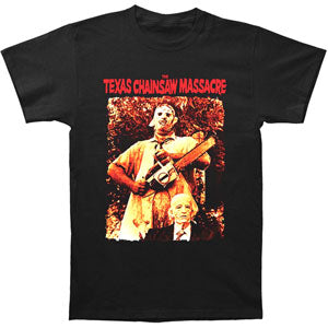 Leatherface & Grandpa T-shirt