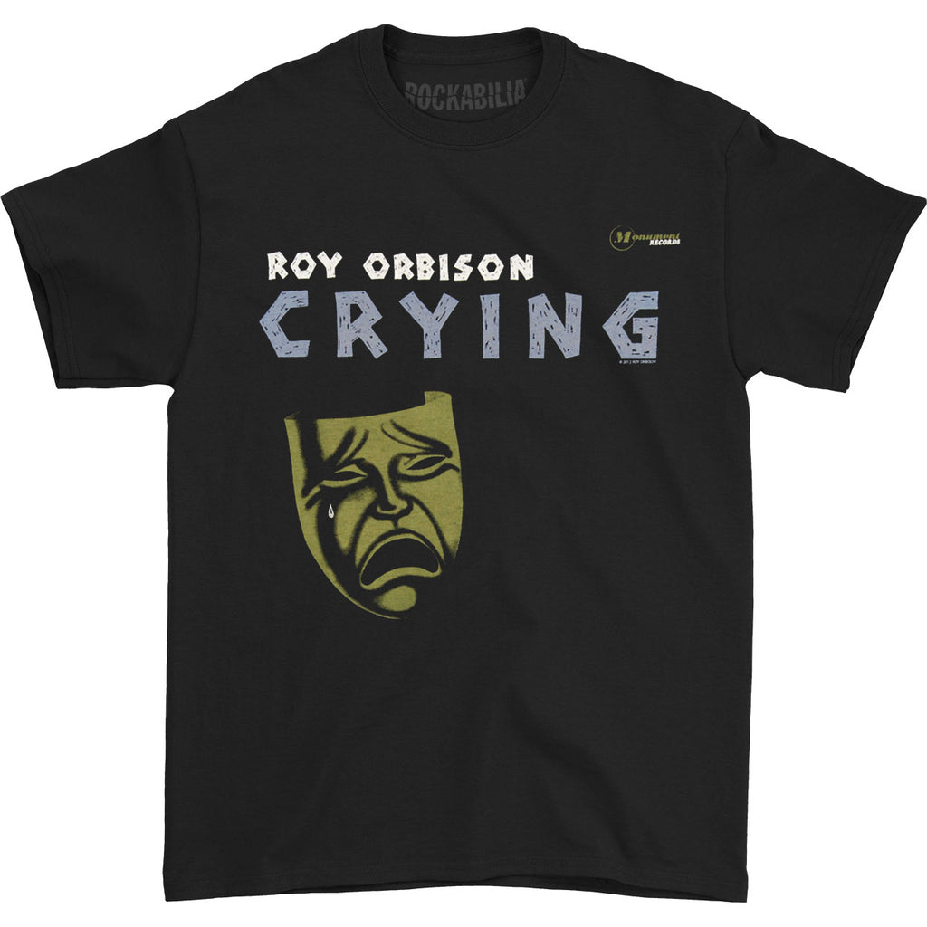 Crying Mens T T-shirt