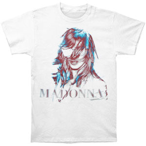 MDNA White Graphic T-shirt