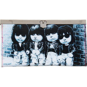 Garbage Pail Girls Wallet