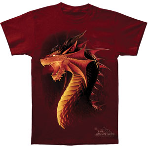 Red Dragon T-shirt