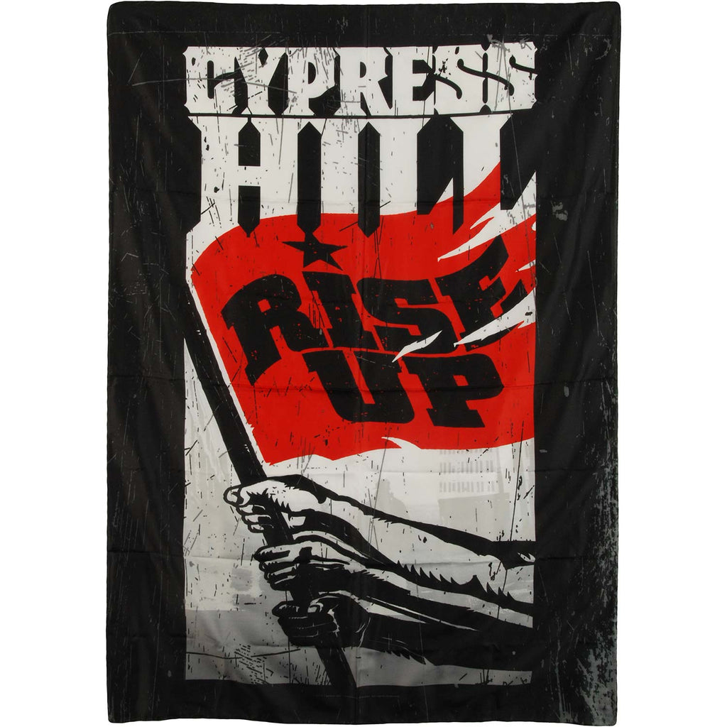 Rise Up Poster Flag