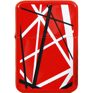 Van Halen EVH Stripes Refillable Lighter