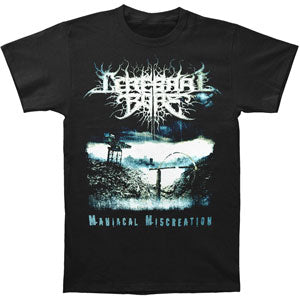 Maniacal Miscreation T-shirt