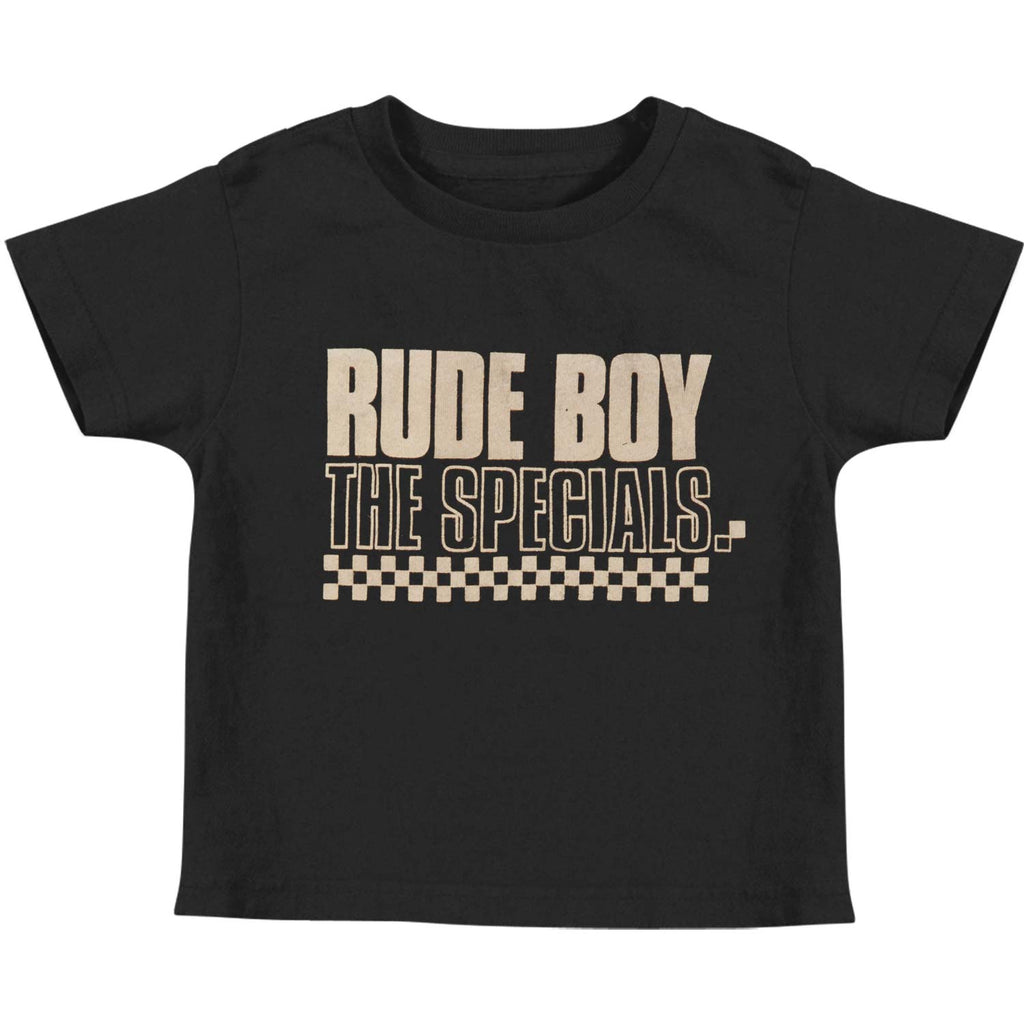 Rude Boy Childrens T-shirt