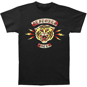 Deftones Tattoo Tiger T-shirt