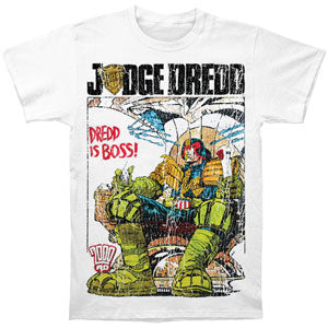 Dredd is Boss T-shirt