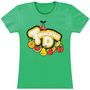 Girl's Low Hanging Fruit Junior Top