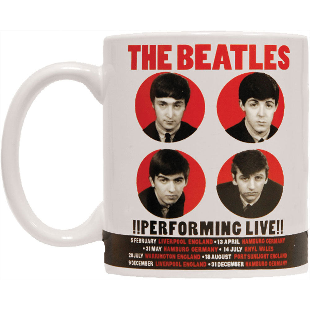 Performing Live Coffee Mug