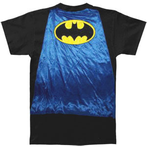 Logo Caped T-shirt