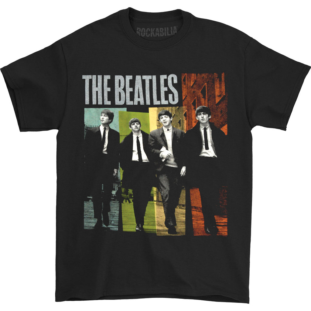Black Ties Color T-shirt
