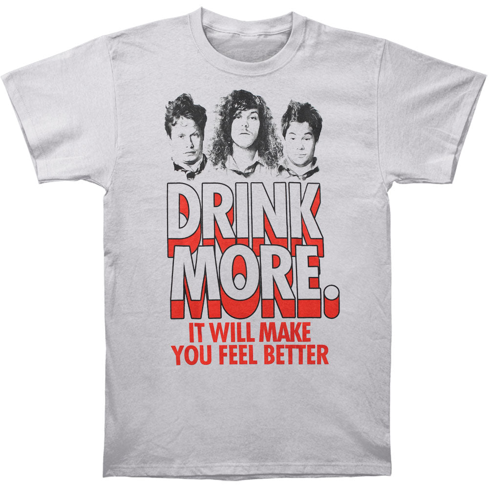 Drink More Slim Fit T-shirt
