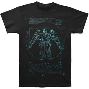 Vitruvian Angel T-shirt