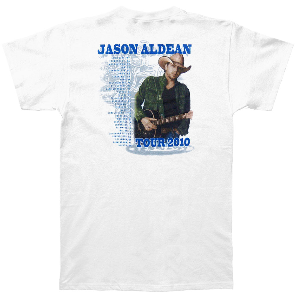 Ripped Jeans 2010 Tour T-shirt